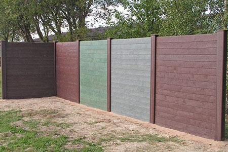 Pforten Zaune Sichtschutz Fibich Kunststoffe